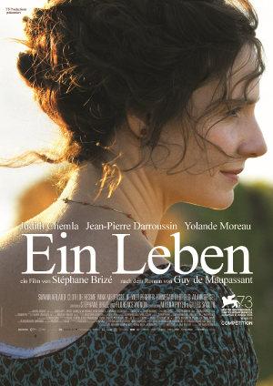 Ein Leben - A Womans Life - Poster | Romanverfilmung