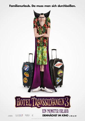Hoel Transsilvanien - Poster   Animationsfilm
