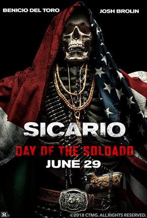 Sicario 2 - Teaser   Thriller