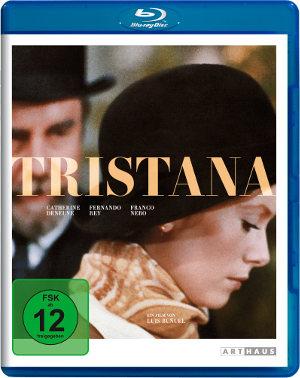 Tristana -BluRay-cover   im Handel erhältlich