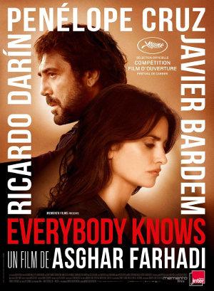 offenen Geheimnis - Everybody Knows - Teaser   Drama mit Penelope Cruz