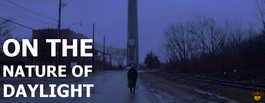 ON THE NATURE OF DAYLIGHT_Short Movie