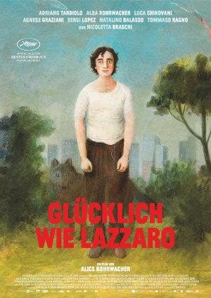 Glücklich wie Lazzaro - Poster   Drama