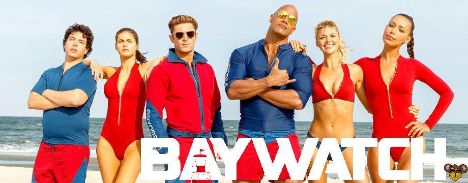 Baywatch - review | Actionkomödie mit Dwayne Johnson und Zac Efron