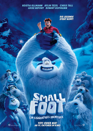 Small Foot - Poster | Animationsfilm