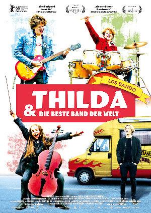 Thilda und die beste Band der Welt - Poster | Kinderfilm, Road Trip