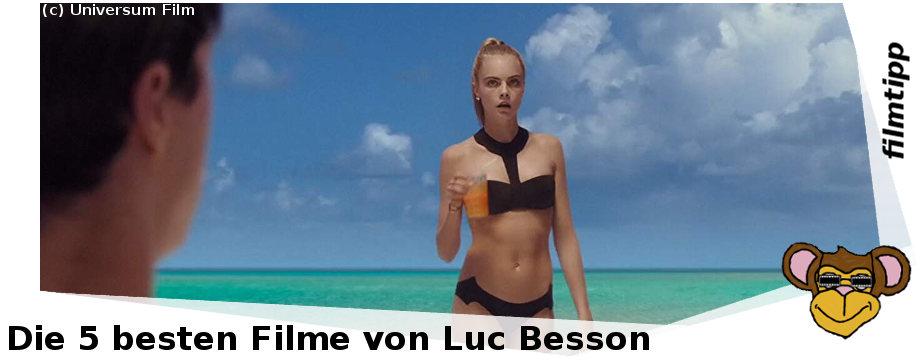 Die fünf besten Filme von Luc Besson | Valerian - Die Stadt der tausend Planeten