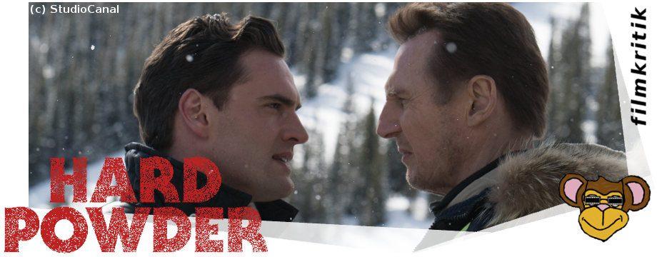 Hard Powder - Review mit Liam Neeson
