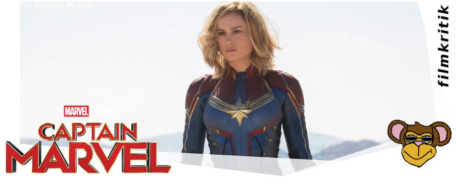 Captain Marvel_review   Brie Larson