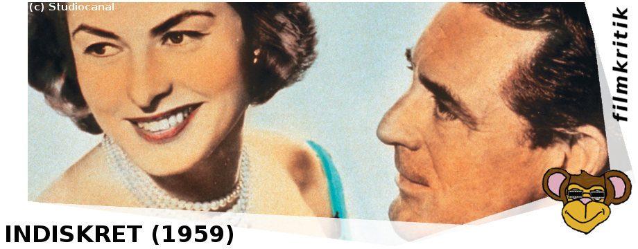 Indiskret - Review | Filmkritik Cary Grant