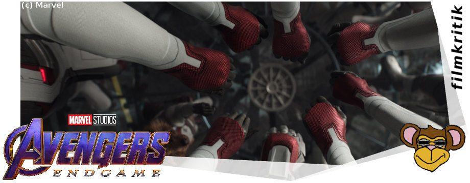 Avengers endgame - Filmkritik | Review