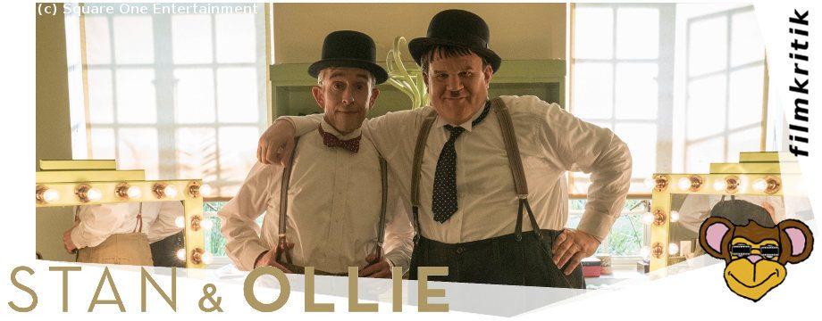 Stan und Olli - filmkritik | Dick und Doof Biopic