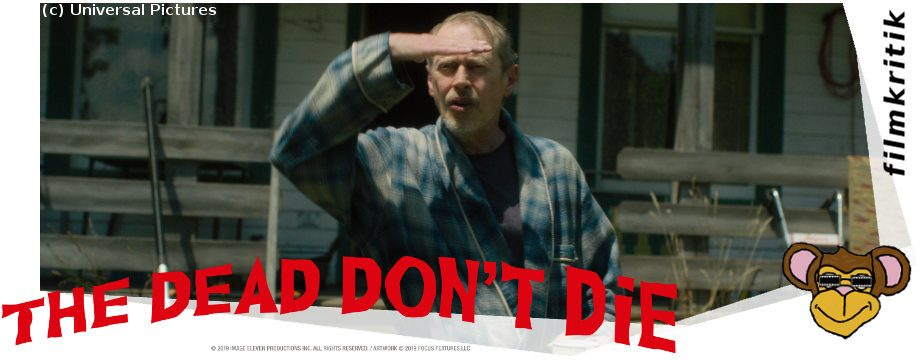 The dead dont die - review - Jim Jarmusch