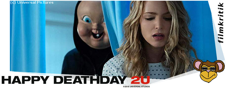 Happy Deathday 2U - Review | Filmkritik