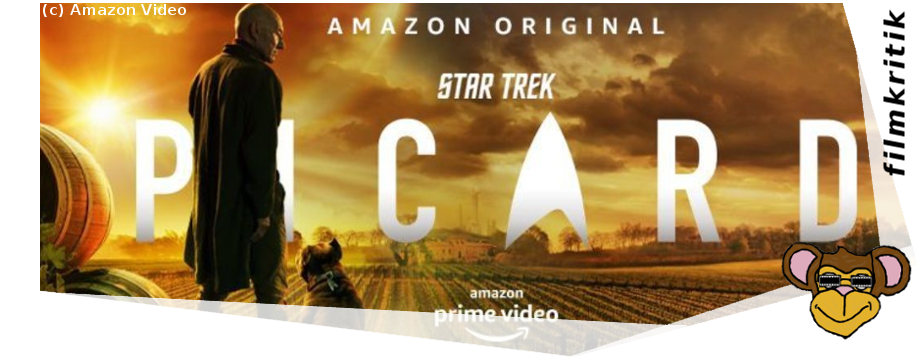 Picard - Review | Amazon Video Patrick Stewart